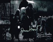 Elephant Man Cast Signed Photo